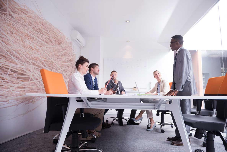 چگونه یک بیانیه در جلسه ای ایجاد کنیم